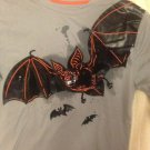 NWT Circo Boys Halloween Tshirt Vampire Bat Extra Large 16/18 Grey