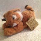 "Westcliff Collection 10"" Long Plush Stuffed Baby Tiger Cub Wildlife W/ Tag"