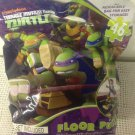 NEW Nickelodeon TMNT Floor Puzzle 46 Pcs Resealable Bag