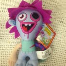 NEW Moshi Monsters Plush Stuffed Toy Zommer W/ Secret Code