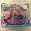 NEW Barbie Mermaidia Fairytopia Shellie Secret Shell Playset 2005