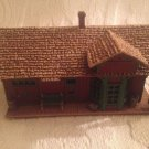 1994 Hallmark Hall Of Fame Hays Train Station Replica From Sarah Plain & Tall