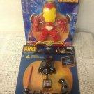 NEW Lot Star Wars Marvel Iron Man Pumpkin Decorating Kit Push-Ins