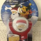 NEW Projectables Santa & Friends In Sleigh Night Light