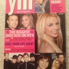 YM April 2004 Britney Spears Justin Timberlake Ashton Kutcher Good Charlotte