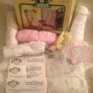 VTG 1984 Cabbage Patch Kids Doll Afgan Stenciling Kit My Little Kid