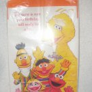 Lot of 6 Sesame Street Birthday cards Gang is sure your birthday will be a hit..