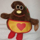 Vintage 1984 Nestle Semi-Sweetie the plush mom Chocolate Morsel stuffed with tag