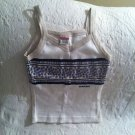 Juniors Unionbay Medium Juniors Top Shirt Tank Sleeveless