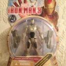 NEW Marvel Iron Man 3 Ghost Armor Figure Repulsor Rocket Gauntlets