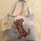 Disney Winnie The Pooh Mini Door Knob Hanger Tigger Pillow
