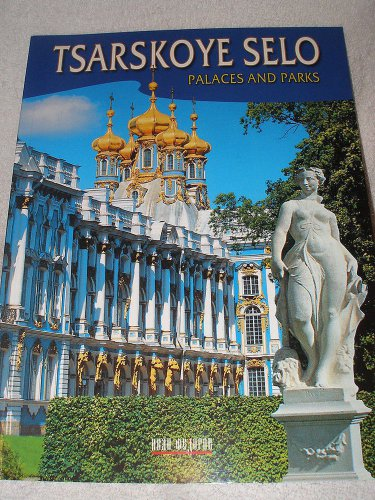 Souvenir book Tsarkoye Selo Palaces and Parks