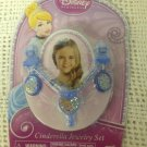 NEW Disney Princess Cinderella Jewelry Set Halloween Costume Dress Up