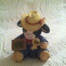 Mary's Moo Moos Cow Figurine Prime Choice Judge Winner