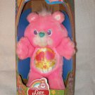 HTF VTG 1991 Enviromental Love-A-Lot Care Bear original box plush stuffed NMIB