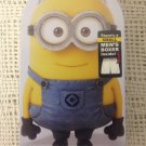 NEW Despicable Me Minion Made Men's Boxers S 100% Cotton Novelty