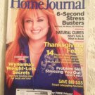 Ladies Home Journal Magazine November 2006 Wynonna Judd