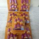 NEW Lot 42 Disney Princess Ink Pens Disguised As Nail Polish Bottles Halloween