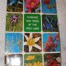 """Book """"Flowers and Trees of the Holy Land"""" by Azaria Alon"""