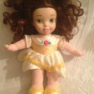 2002 Fisher-Price Party Time Beauty & Beast Belle Doll My First Disney Princess