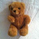 "7"" Russ Peevey HTF Rare Plush Brown Bear Stuffed EUC Lovey"