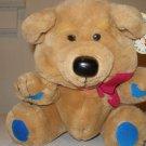 Dakin Cowboy Critters stuffed plush Bear with tag CUTE!