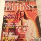 Realms Of Fantasy June 2001 Kahe Baker Richard Parks