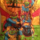 Rare VTG 1993 Mirage Studios TMNT III The Movie Child Sleeping Bag