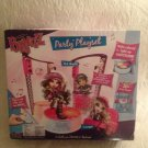 NEW Bratz Dolls Party Playset DJ Booth & Lounge Light Up Dance Floor