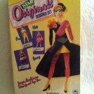 Vintage 1991 Golden STARS  Originals Designer Set Plastic Doll Art Craft Kit