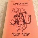 Lynx Eye Art Volume VII No. 2 Spring 2000 Magazine Writing & Artwork