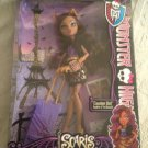 NEW Monster High Scaris City Of Frights Clawdeen Wolf Doll Werewolf Daughter