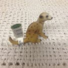 NEW Schleich Wild Animal Meerkat Sitting Figure 14362 Wildlife Plastic