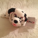 Rare VHTF Pierce Manufacturing Promo Plush Dalmatian Dog Stuffed Beanie