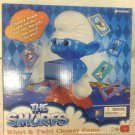 NEW Smurfs Movie Whirl & Twirl Clumsy Card Board Game 2013 Pressman