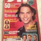 YM Magazine November 1999 Barry Watson Britney Spears Jennifer Love Hewitt