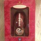 Hallmark Christmas Ornament 2000 Dolphins Wolson Football NFL Collection