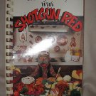 Cooking Country with Shotgun Red Cookbook signed copy