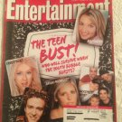 Entertainment Weekly June 8 2001 Britney Spears Justin Timberlake Christina