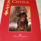 China the Beautiful Good condition Great pictures coffee table book