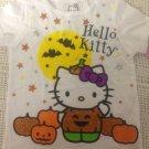NEW Girls 5T Hello Kitty Halloween Pumpkin Jack-O'-Lantern Bats T-Shirt