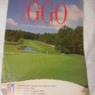 1990 Kmart Greater Greensboro Open Official Tournament Magazine