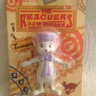 Rare VHTF Rescuers Down Under Bianca Mouse Twistabled Bendy On Card Just Toys