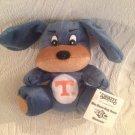 "Rare 7"" 1997 Shoneys University Tennessee Smoky Donald Mascot Plush Stuffed Bean"
