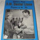 "Book Sitterle's Pride D.W. Daniel Lions Program of '90's"" by Rocky Bruce Nimmons"