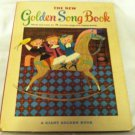1963 7th Printing The New Golden Song Book Giant Book Words & Music 74 Fav Songs