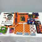 New Halloween Part Pack Lot Wilton CD Spider Rings Pumpkin Carver Treat Bags +++