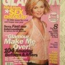 Glamour Magazine January 2003 Julia Stiles & Sex Checklist & Make Me Over