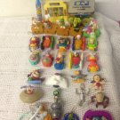 Lot Looney Tunes Toys Space Jam Marvin Martian Taz Bugs Bunny Tiny Petunia Car