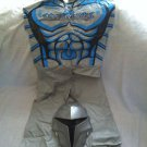 Vintage 1986 Ben Cooper Telepix Silverhawks Halloween Costume With Mask